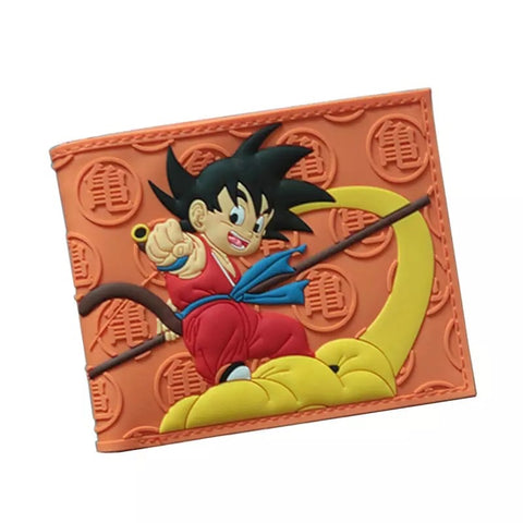 Dragon Ball Z Goku Bi-Fold Wallet