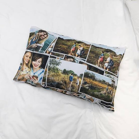 Personalised Photo Pillow Case