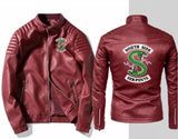 Men's Riverdale South Side Serpents Jacket (3 colour choices)