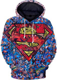 Chronicles of Superman Hoodie