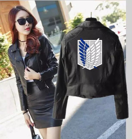 Attack On Titan Jacket (2 colour choices)