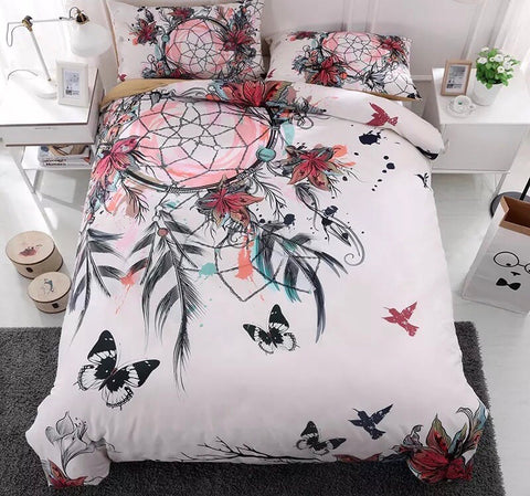 Watercolour Dream Catcher Duvet Set