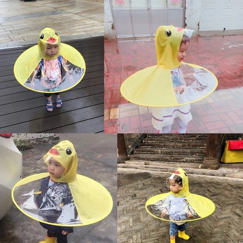 Ducky Umbrella