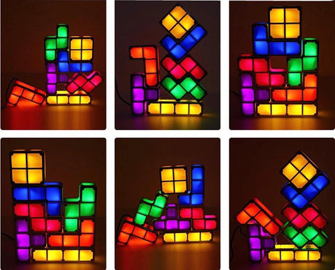 7-Piece Magic Blocs Night Light