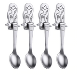 Creative Mermaid Teaspoon Set of 4