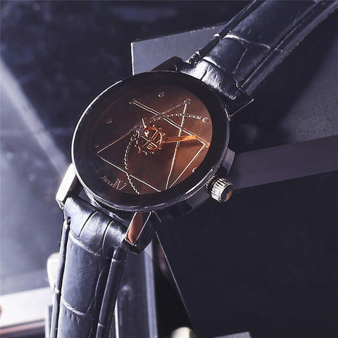 Women's Geometric Play Watch