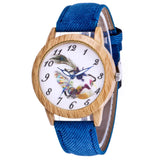 Women's Feather Analog Watch
