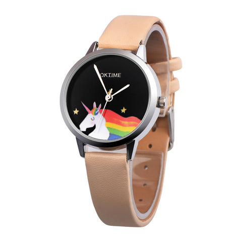 Unicorn Casual Wrist Watch