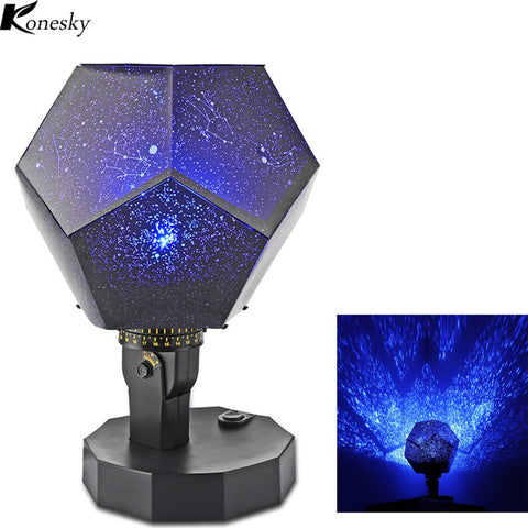 Kid's Star Master Light Projector & Night Light