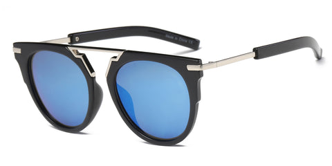 Women's Retro Round Sunglasses