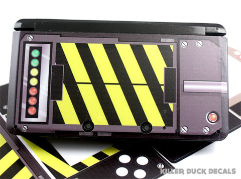 Ghost Busters Nintendo 3DS skin