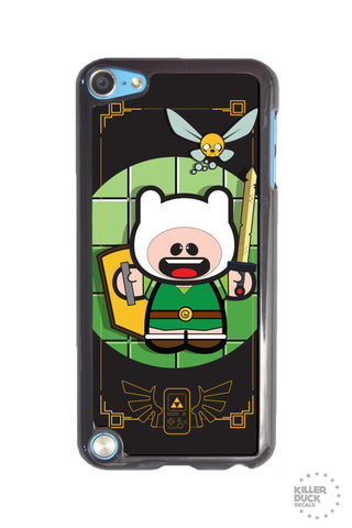Adventure Time Zelda iPod Case