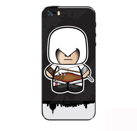 Assassins Creed iPhone Skin