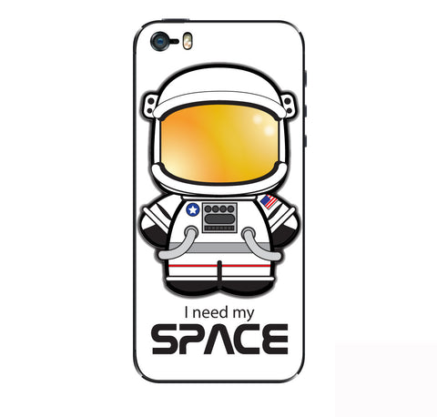 Astronaut iPhone Skin