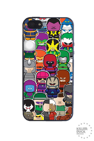 Bad Guy iPhone Case