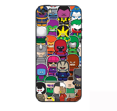 Bad Guy iPhone Skin