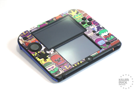 Bad Guy Nintendo 2DS Skin