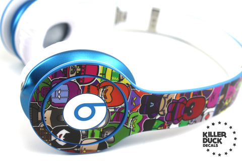 Dr. Dre Beats Skins Bad Guy