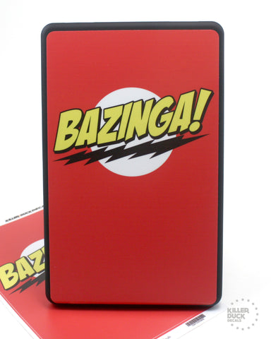 Bazinga Kindle Fire Skin