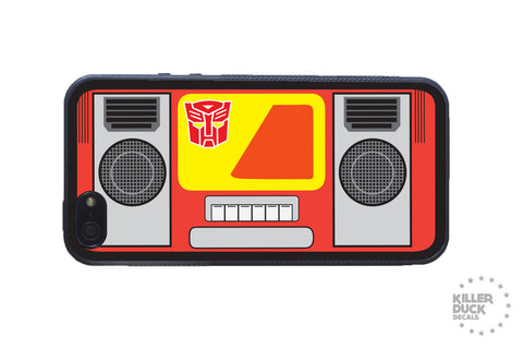 Blaster iPhone Case