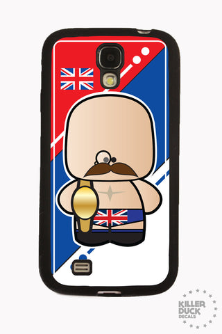 British Samsung Galaxy S IV Case