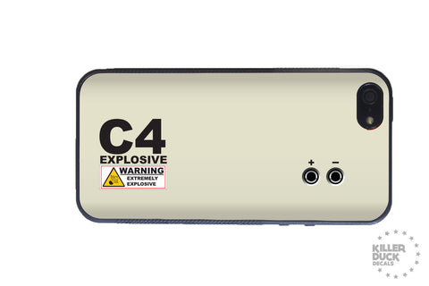 C4 iPhone Case