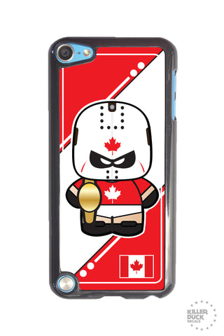 Canadian Luchador iPod Case