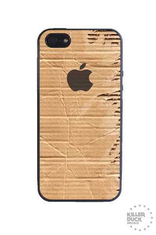 Apple Cardboard iPhone Case