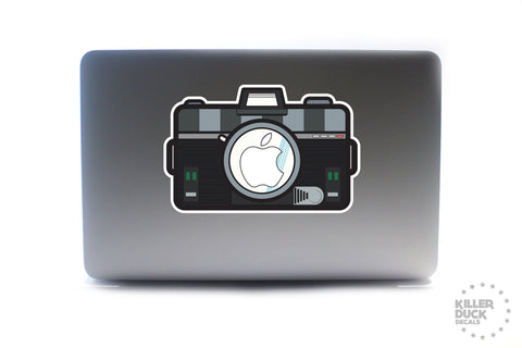 Vader Camera Macbook Skin