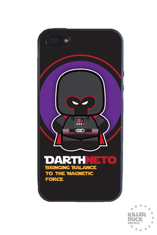 DarthNeto mashup iPhone Case