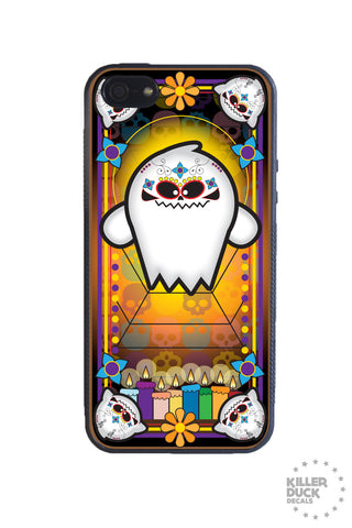 Day of the Dead Monger iPhone Case
