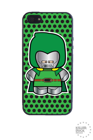 Dr Doom iPhone Case