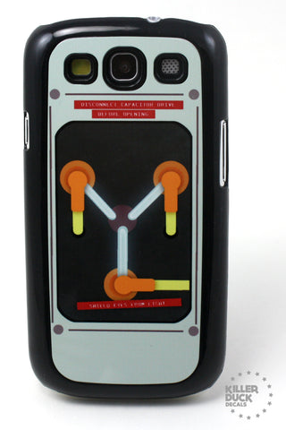 Flux Capacitor Samsung Galaxy SIII Case