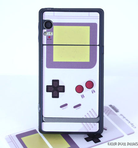 Gameboy Droid 2 Skin