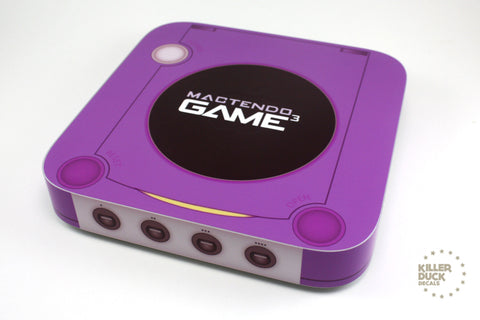 Game Cube Mac Mini Skin