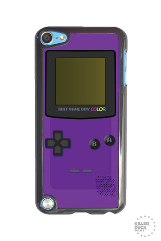 Gameboy Color Purple iPod Case