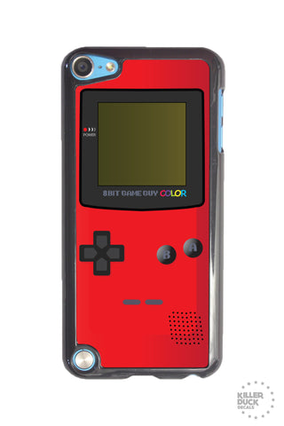 Gameboy Color Red iPod Case