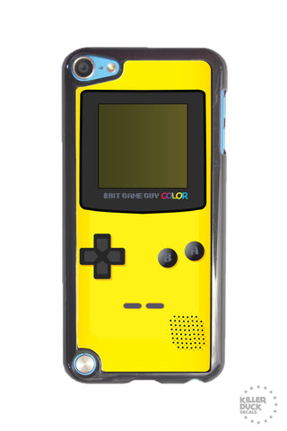 Gameboy Color Yellow iPod Case