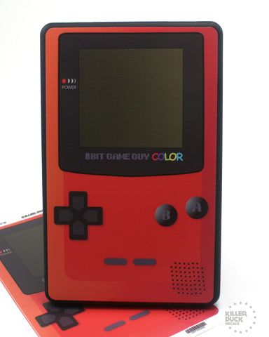 Gameboy Color Red Kindle Fire skin