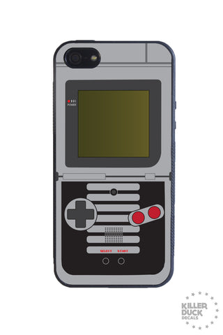 Gameboy SP iPhone Case