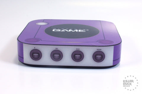 Gamecube Apple TV skin