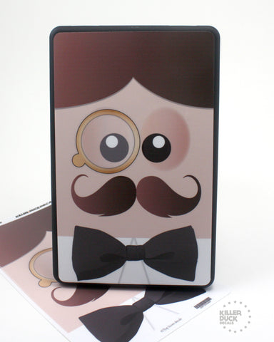 Gentleman Caller Kindle Fire skin