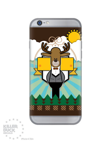 Gentleman Buck iPhone 6 Skin