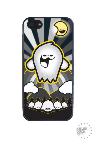 Ghost Monger iPhone Case