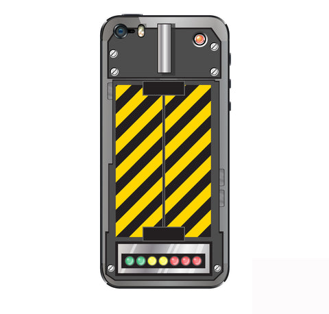 Ghost Trap iPhone Skin