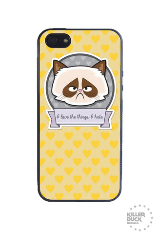 I Love the Things that I Hate iPhone Case