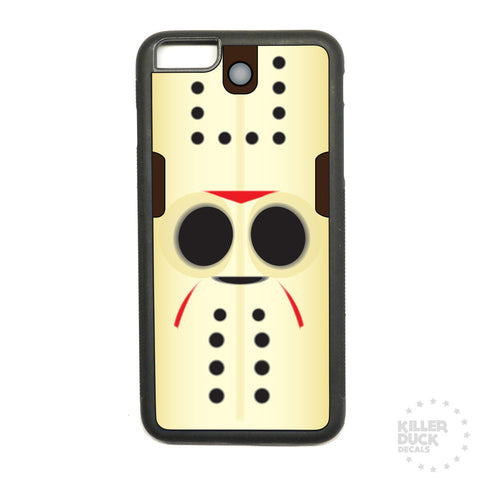 Vorhees Hockey Mask iPhone Case