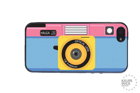 Holga iPhone Case