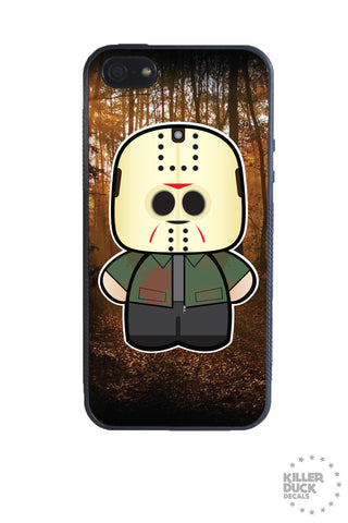 Jason Vorhees iPhone Case