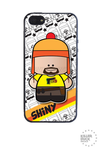 Jayne iPhone Case